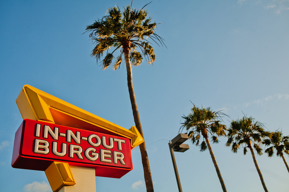 InnOut Road Sign